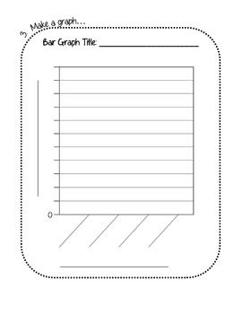 Survey and Graph Project for 2nd-3rd Grade | 3rd grade math