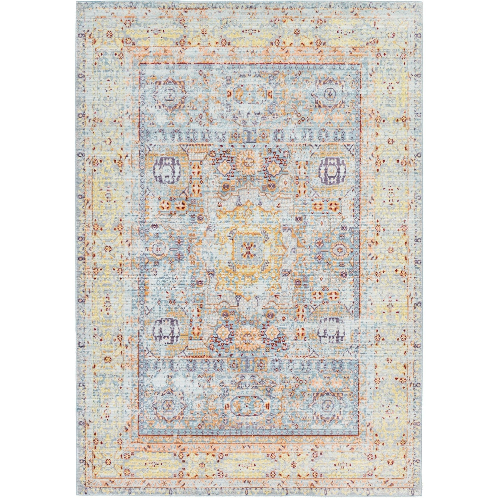 Blue Red 150 250 6 X 9 5x8 6x9 Rugs Enhance Your