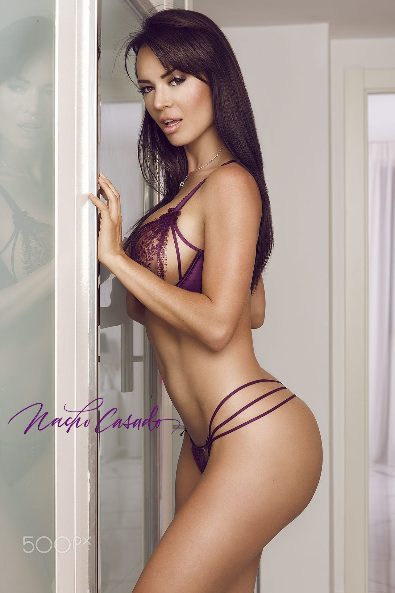 Franceska Jaimes By Nach Photo