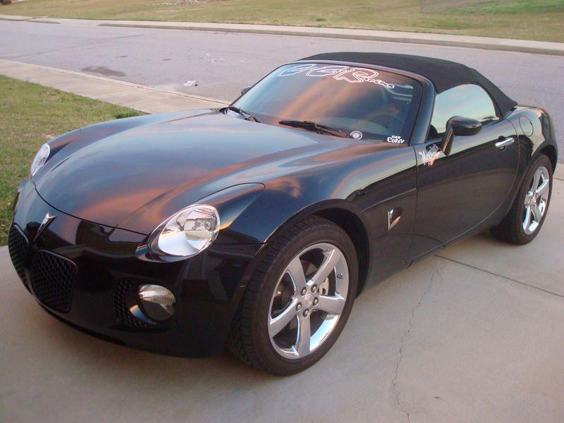 2008 Pontiac Solstice Gxp Picture Mods Upgrades Cars
