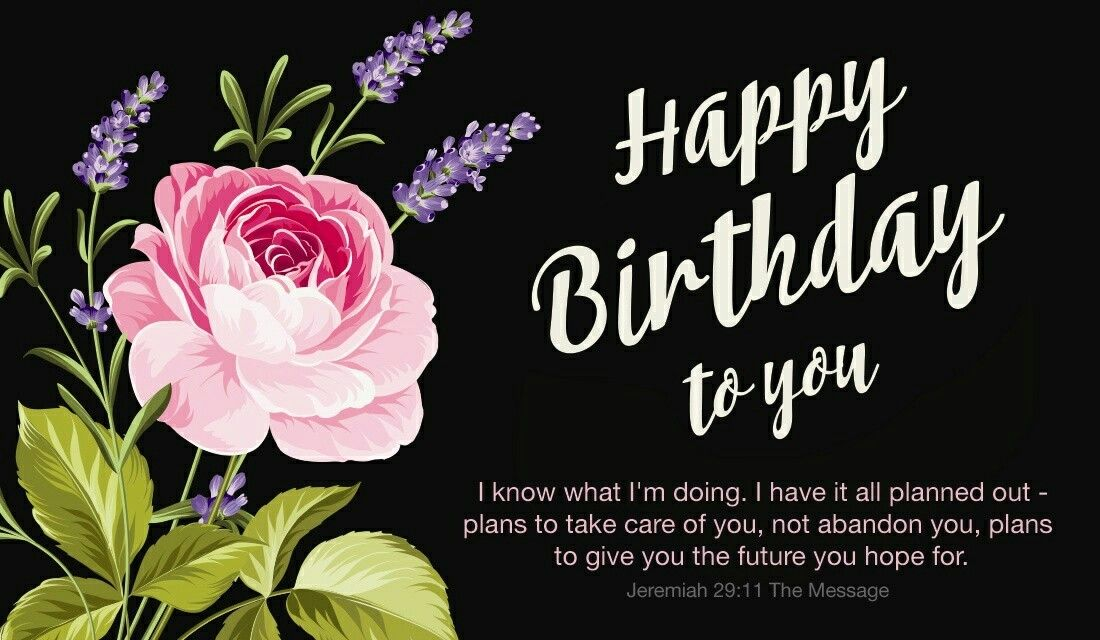 Birthday Rose With Images Happy Birthday Cards Online