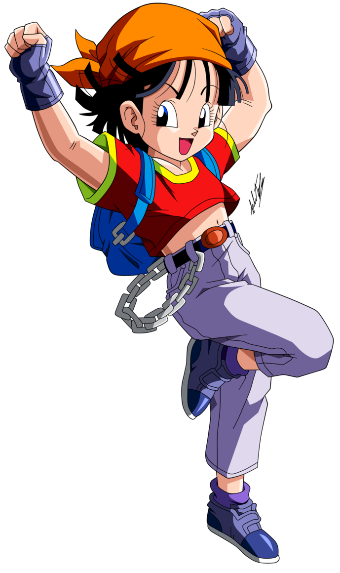 Consider, dragon ball gt pan understand