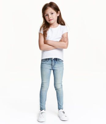 Target / Kids / Girls' Clothing / Bottoms / Jeans Decorative front pockets Ankle & regular lengths. Super Skinny Jeans. Mid-rise Skinny leg Fitted top to bottom Ankle & regular lengths. Bootcut Jeans. Mid-rise Bootcut leg Fitted on top Regular length. Straight Jeans. Mid-rise Straight leg Loose fit Regular length. filter results.