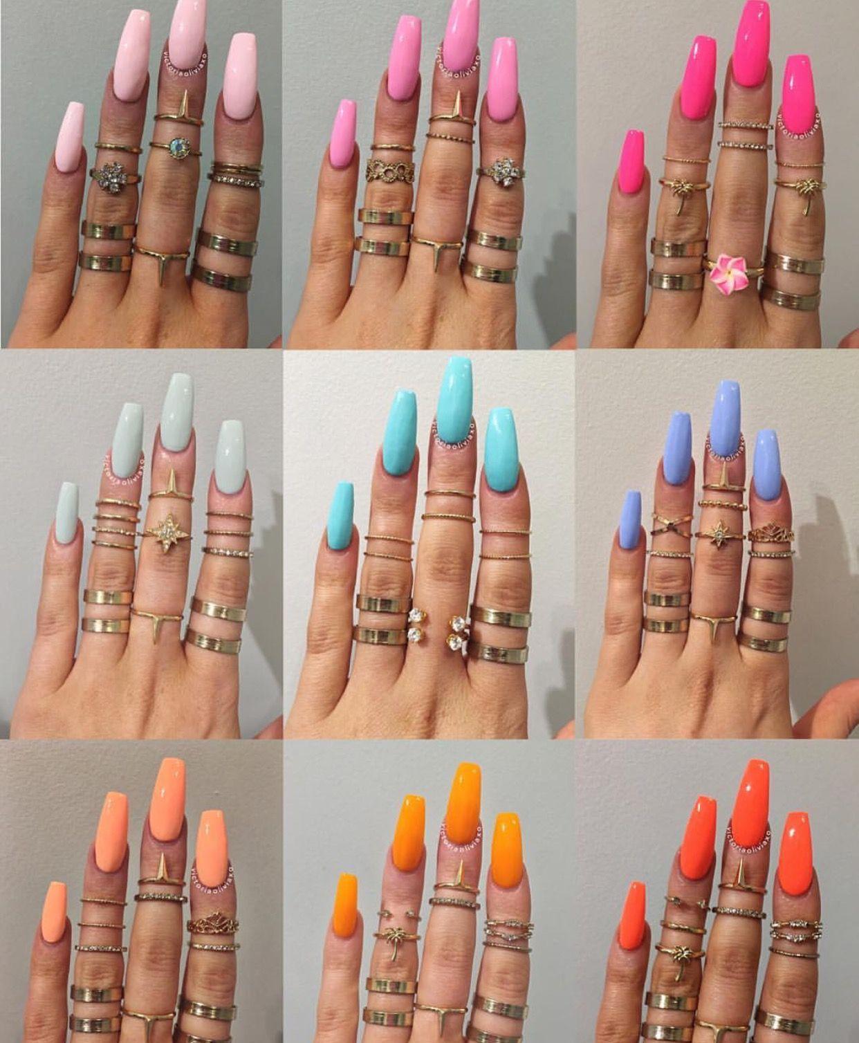 Pin van Maria Fernanda op nails | Pinterest - Nagel