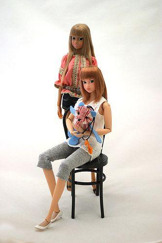 Pinky and Aiko
