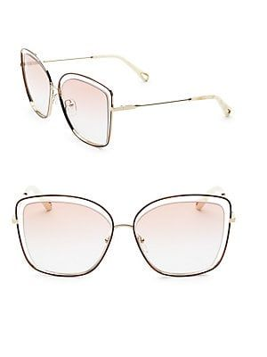 92b84c20450 Chlo Poppy Butterfly Sunglasses Sunglasses in 2018 t