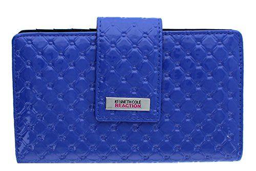 Kenneth Cole Reaction Women's Wallet Organizer (DIAMOND GIRL COBALT) - http://todays-shopping.xyz/2016/06/18/kenneth-cole-reaction-womens-wallet-organizer-diamond-girl-cobalt/