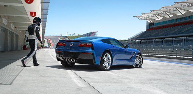 Chevrolet Corvette · Koons White Marsh ...