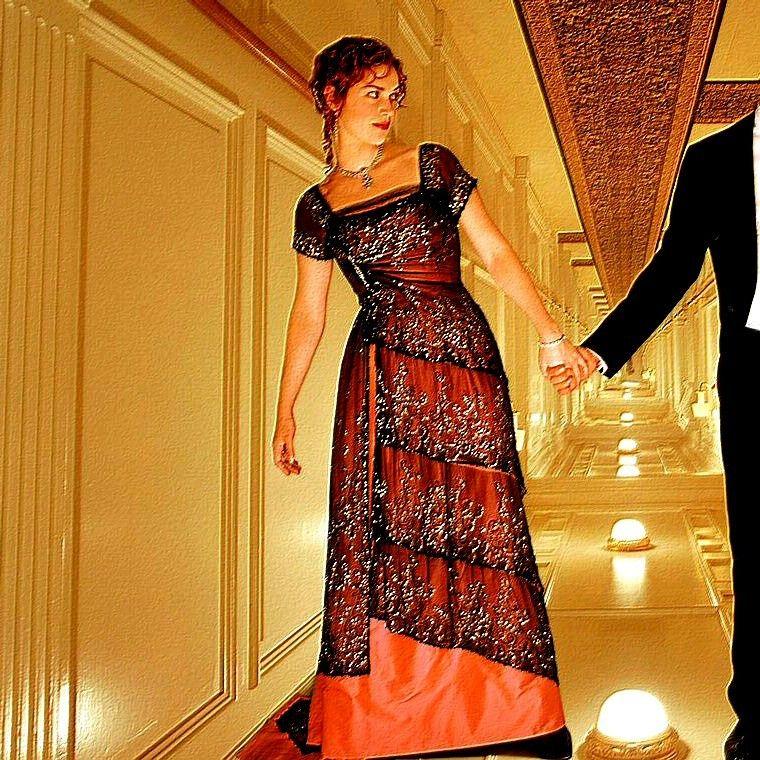 Rose Dawson (Titanic) dinner dress | STYLE | dresses