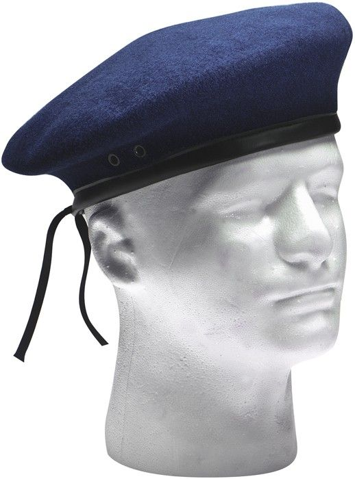 ee393c565bb3c Doctor Who UNIT Classic Beret Hat
