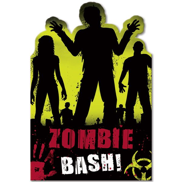 1000+ images about Zombie themed 30th Birthday Party on Pinterest ...