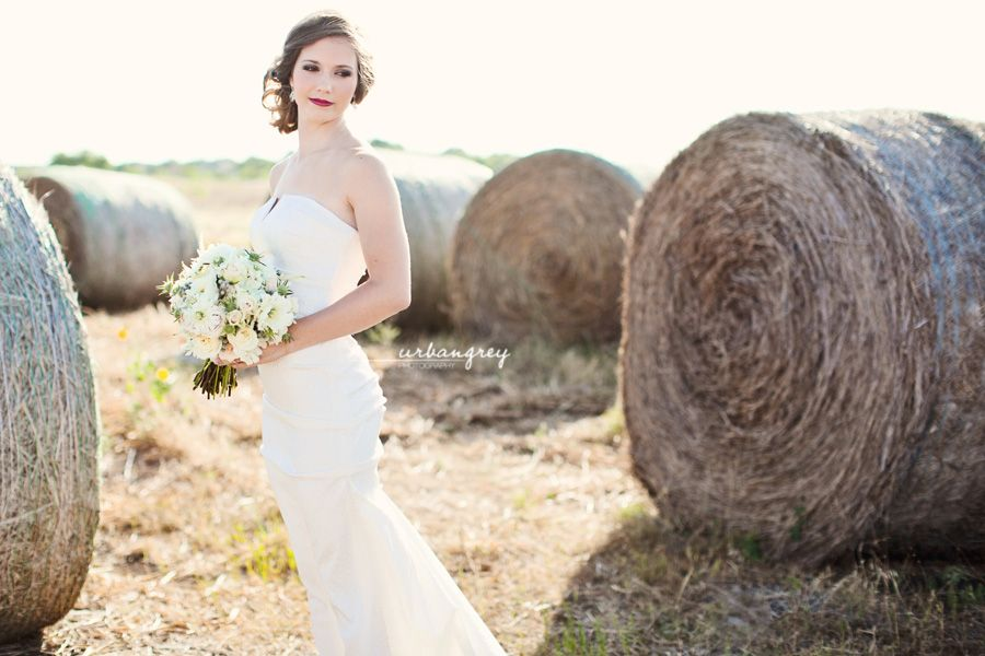 Beautiful for a romantic country wedding