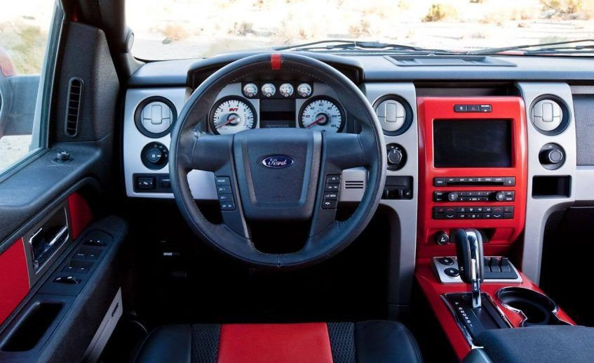 2010 2017 Ford Raptor Interior Pictures Ford Raptor Ford