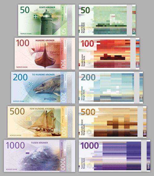 currency design norway - Tìm với Google