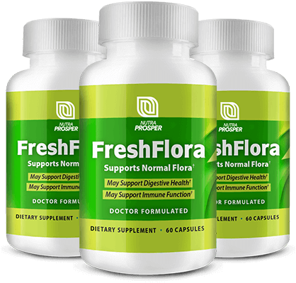 Fresh Flora by Zenith Labs Review -Fights Off Yeast Infections and Candida Overgrowth