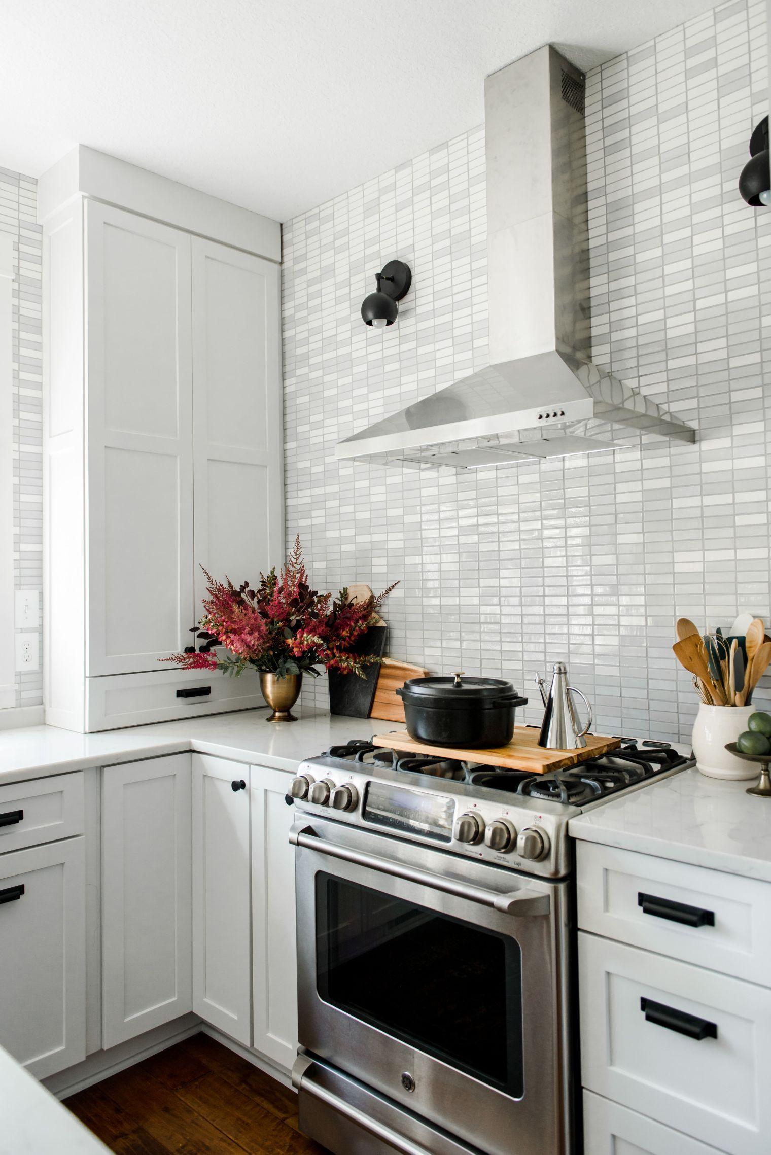 - Mosaic Tile Back Splash Kitchen Backsplash Designs, Custom Tile