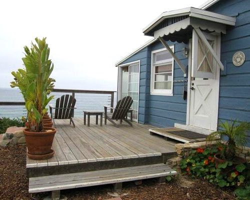 the historic crystal cove beach cottages in southern california rh pinterest com beach cottages northern california beach cottages in southern california for sale