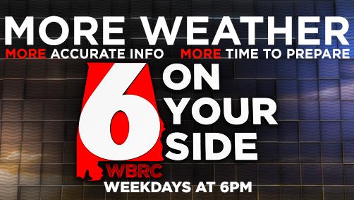 Breaking News & Weather - Birmingham and Central AL - WBRC FOX6 News
