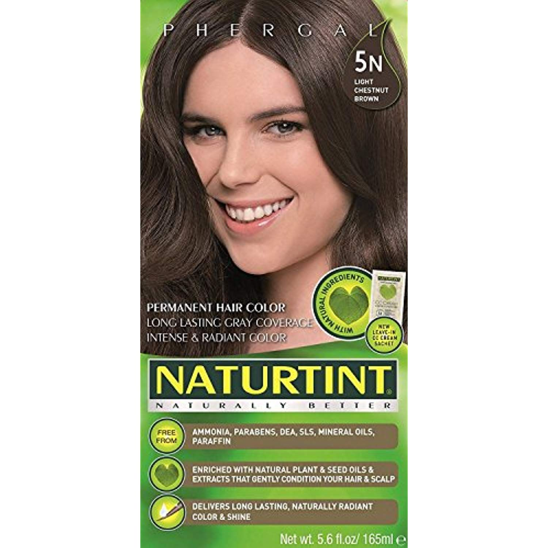 5n Light Chestnut Brown Naturtint Naturally Better 5 6 Fl Oz