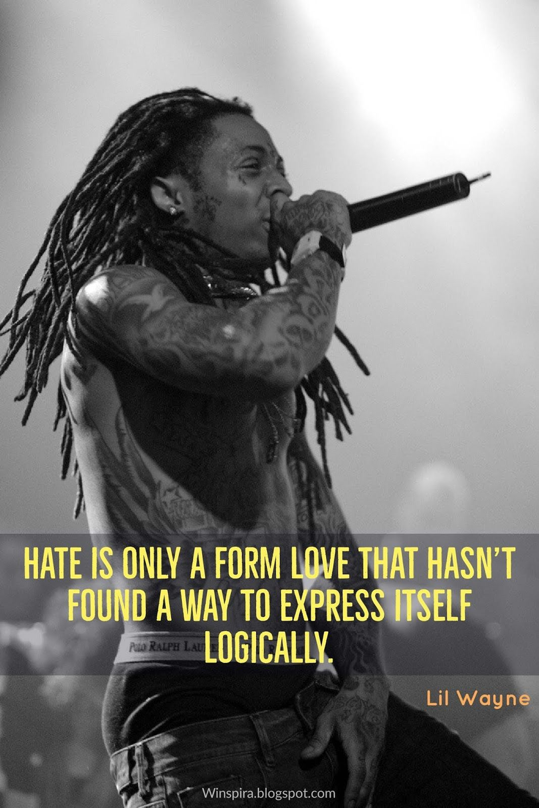 36 Lil Wayne's Quotes on Success, Life and Love Lil