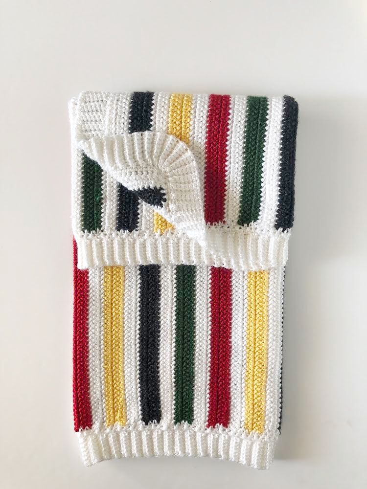 What to say about this latest blanket? Only that I\'m in love again ...