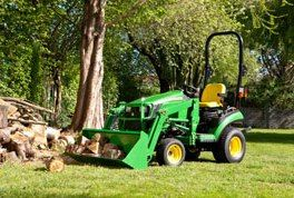 John Deere 1026R Sub Compact Tractor