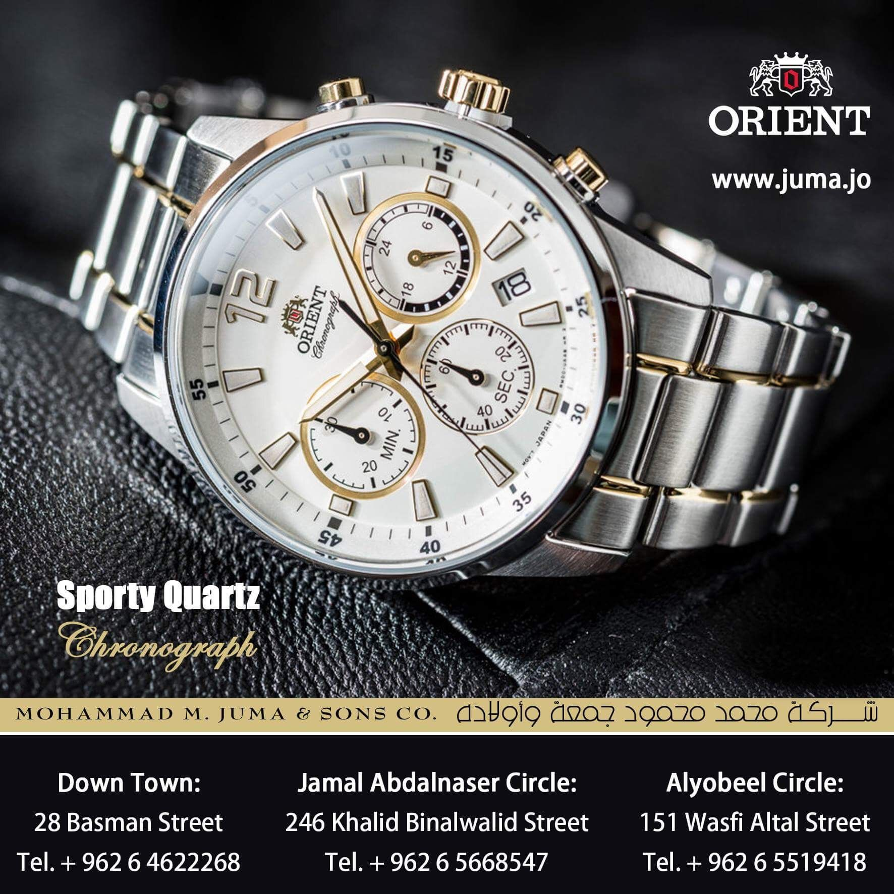 Pin By Fredi Sugianto On Watches Orient Watch Quartz Watch Wrist Watch