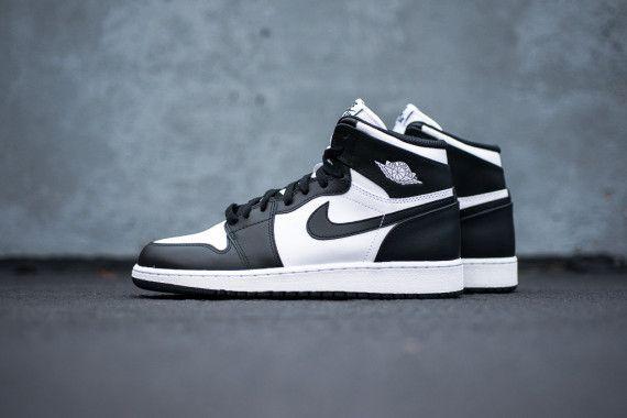 d77838298216 Air Jordan 1 Retro High OG – Black White