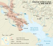 Map Ubaid culture-en.svg