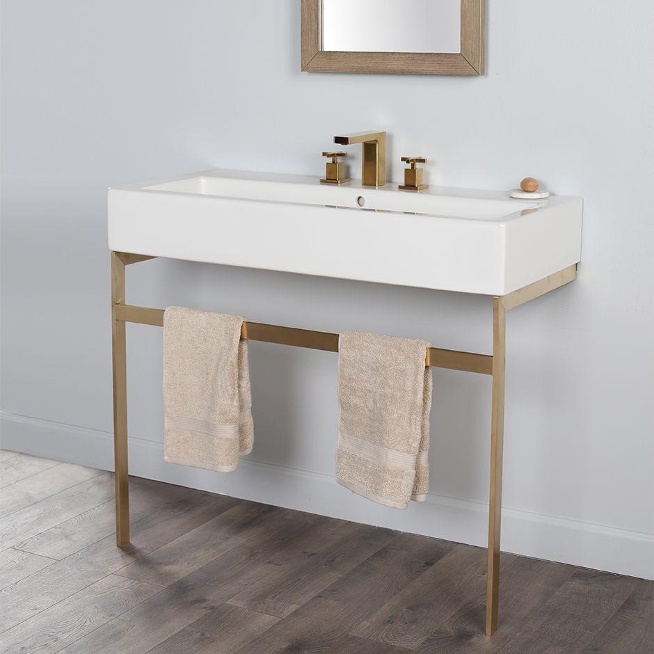 Lacava Aqua Grande Bathroom Sinks and Consoles