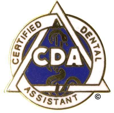 dental assistant symbol certified