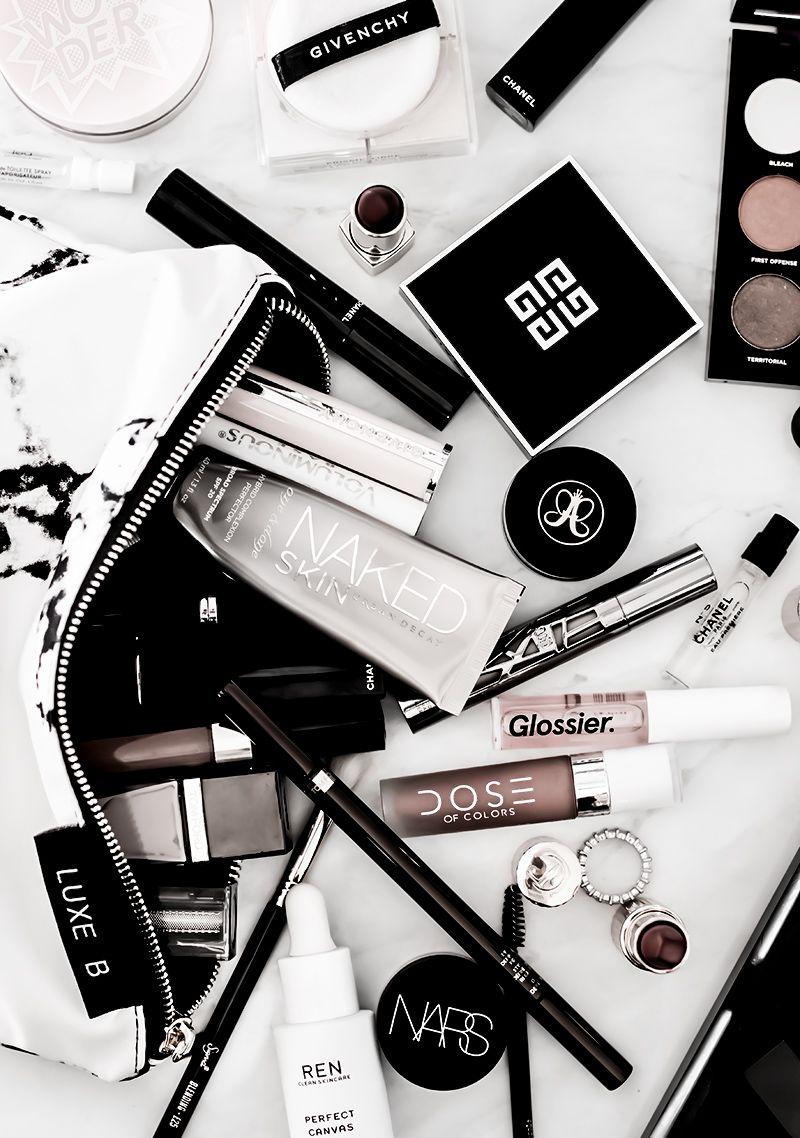 What's in My Makeup Bag November Produit de maquillage