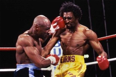 Thomas Hearns Vs Marvin Hagler Marvelous Marvin Hagler Boxing Fight Card Roberto Duran