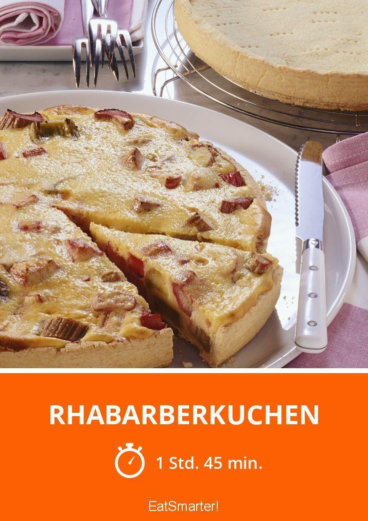 Rhabarberkuchen Einfrieren