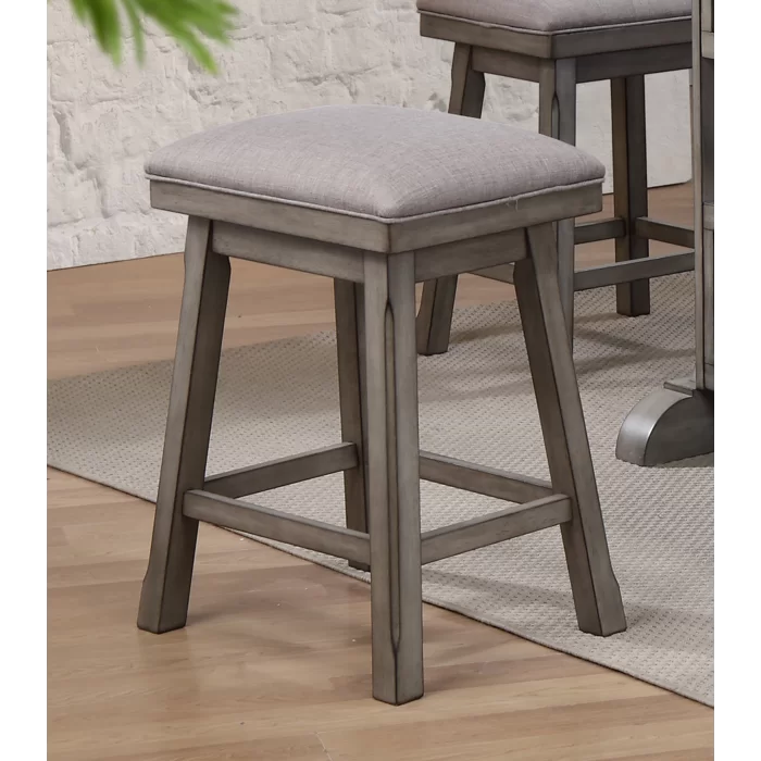 Vergara Bar Counter Stool In 2020 Bar Stools Stool Counter Stools