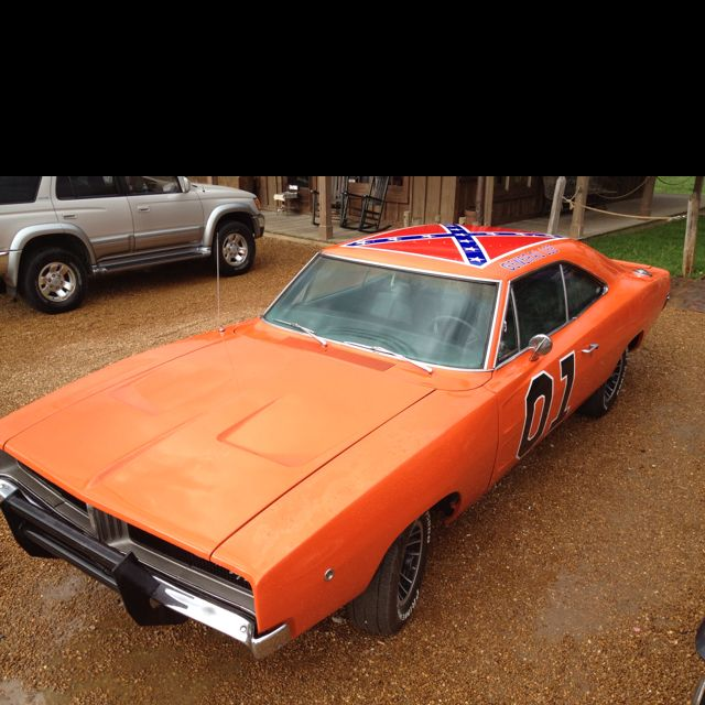 The General Lee: Dodge Charger R/T