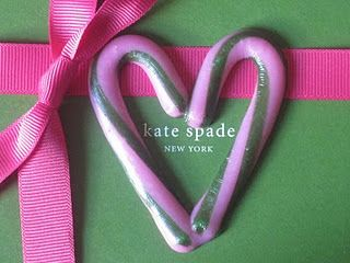 merry christmas from kate spade !