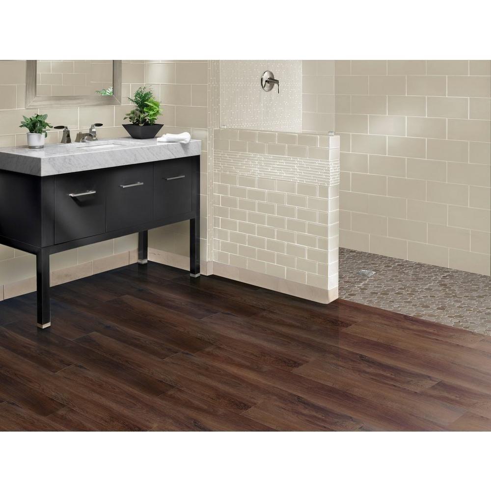 NuCore Basic Saddle Oak Plank 4mm 100109735 Floor