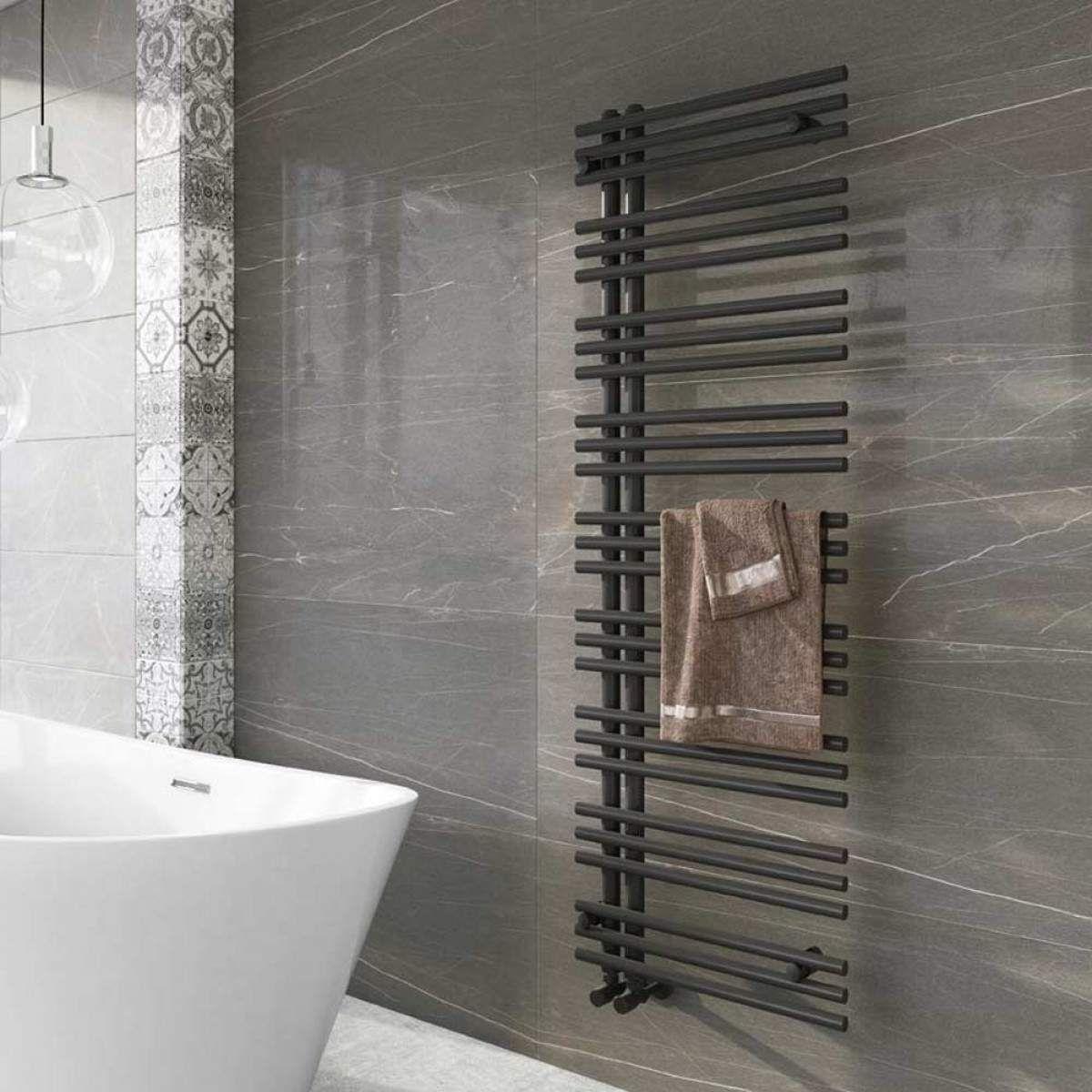 Brenton Montagna Heated Towel Rail 1600 X 500mm Heated Towel Racks Bathroom Towel Rail Heated Towel Rail
