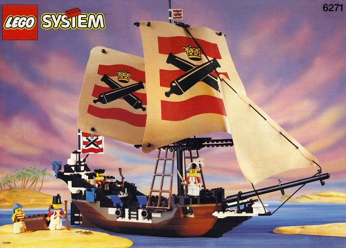6271 1 Imperial Flagship Lego And Legos