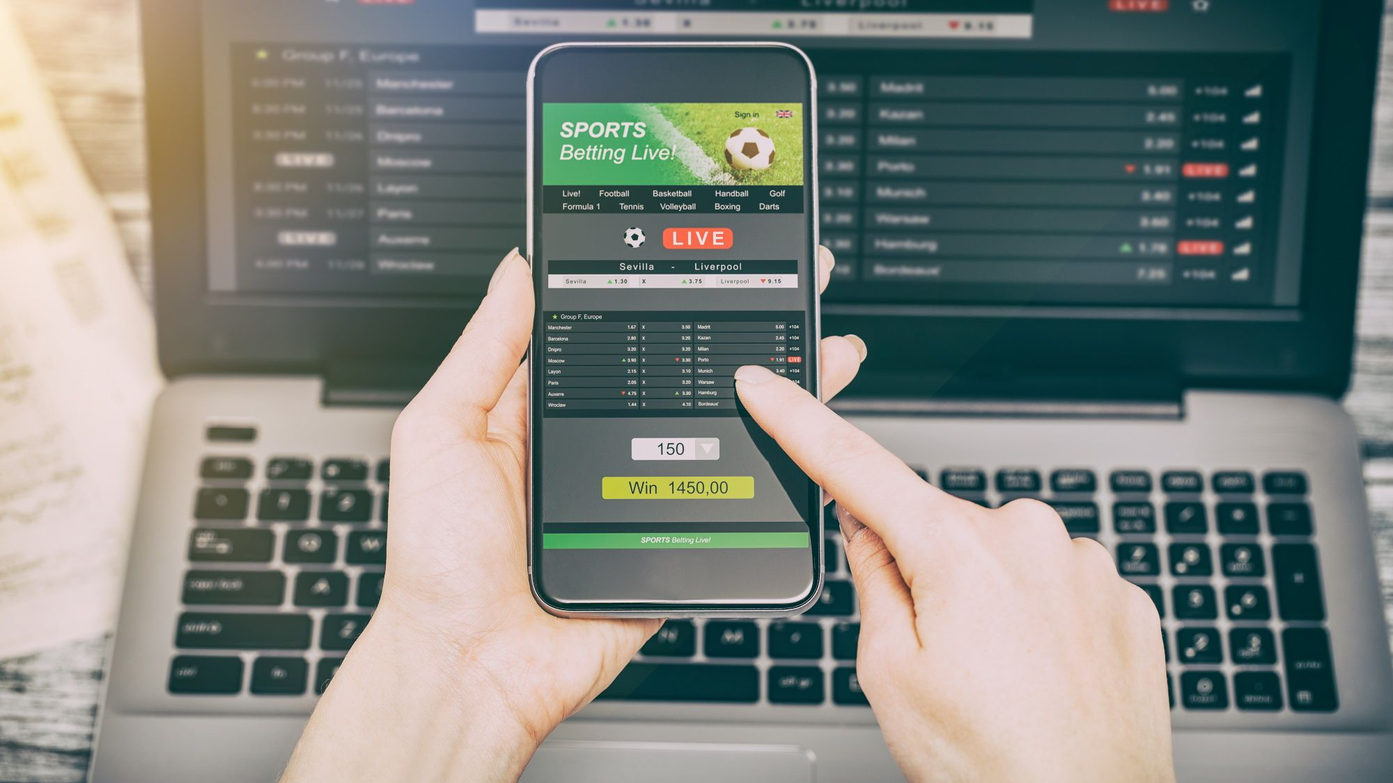 Online sports betting is it legal and how does it work