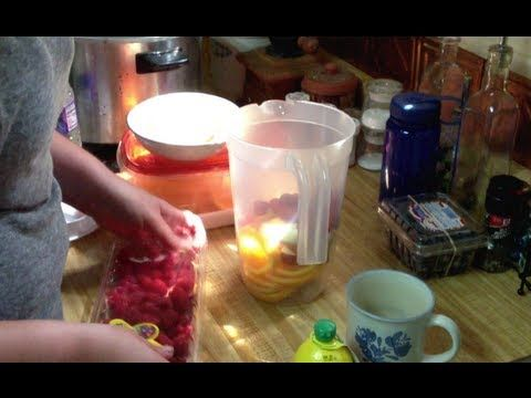 How to Make Easy Sangria
