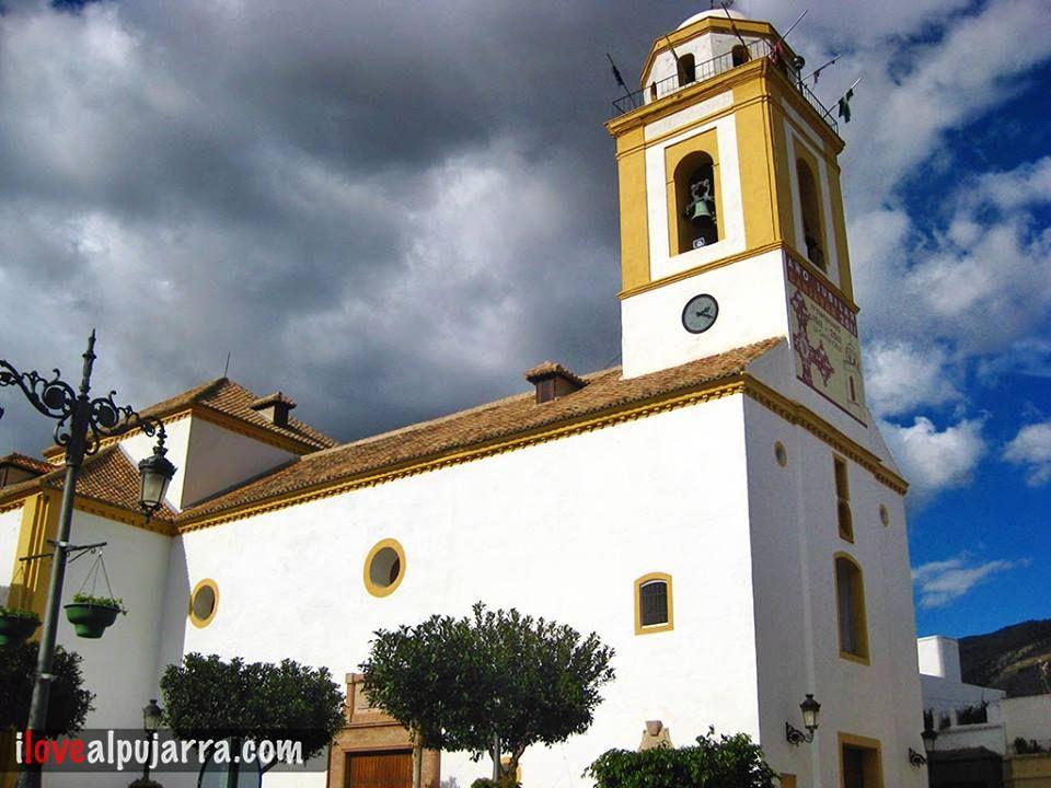 Iglesia de Canjáyar