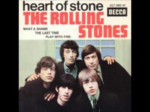 Rolling Stones The Last Time 1965 Youtube Record Version