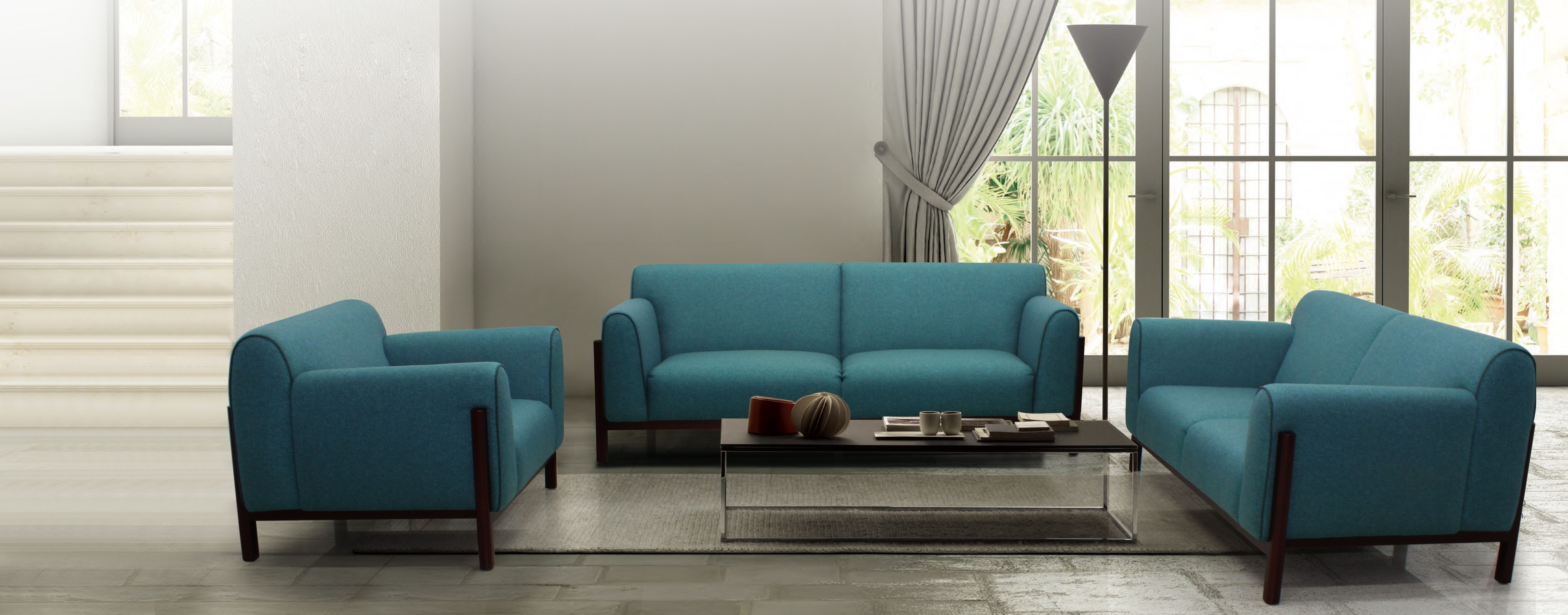 Meiko Refurbished And Transform Penang Malaysia U Shaped Sofa Hall Sofa L Shaped Sofa