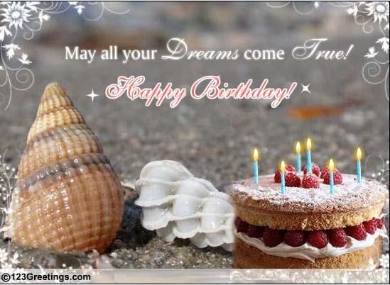 Image result for happy birthday sea shell