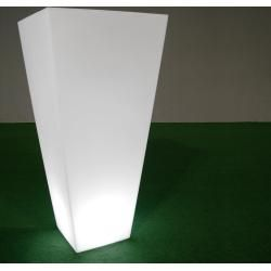 Photo of Slide Y Pot Light planter, 43 x 43 x 74 cm Slide