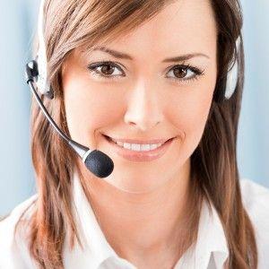 No. 01-800 de Servicio a Clientes en revisión técnica