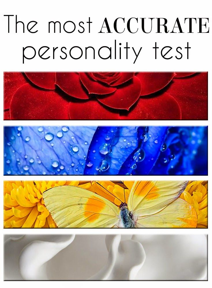 what persona are you quiz
