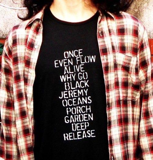 The 25 Best Pearl Jam Shirt Ideas On Pinterest Pearl